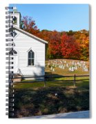 Point Mountain Community Church - Wv Spiral Notebook