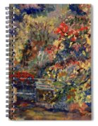 Point Pleasant Lock In Bucks County Spiral Notebook