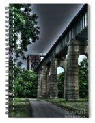 Point Pleasant West Virginia Spiral Notebook