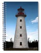 Point Prim Lighthouse 3 Spiral Notebook