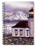 Point Robinson Lighthouse Spiral Notebook