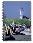 Point Wilson Spiral Notebook