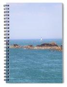 Pointe Du Grouin - Brittany Spiral Notebook
