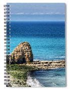 Pointe Du Hoc Spiral Notebook