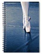 Pointe Spiral Notebook