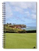 Poipu Bay #16 Spiral Notebook