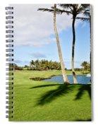 Poipu Bay #18 Spiral Notebook