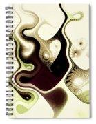 Poisoned Mind Spiral Notebook