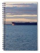Polar Endeavour Spiral Notebook