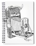 Polaroid Land Camera Drawing by Ira Shander