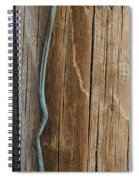 Pole Art 18 Spiral Notebook