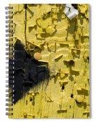 Pole Art 36 Spiral Notebook