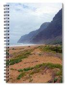 Polihale State Park Spiral Notebook