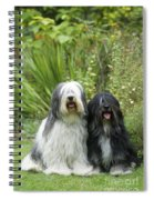 Polish Lowland Sheepdogs Spiral Notebook