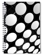 Polka Dots Spiral Notebook