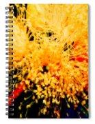 Pollenate Spiral Notebook