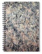 Pollock's Number 1 -- 1950 -- Lavender Mist Spiral Notebook