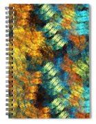Pollux Spiral Notebook