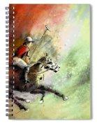 Polo 01 Spiral Notebook