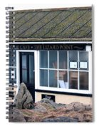 Polpeor Cafe The Lizard Point Spiral Notebook