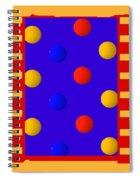Polychromatic Spiral Notebook