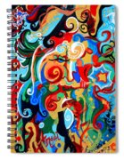 Polynomial Name God Phase I Spiral Notebook