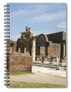 Pompeii 3 Spiral Notebook