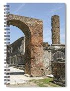 Pompeii 6 Spiral Notebook