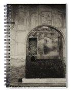 Pompeii Italy Spiral Notebook