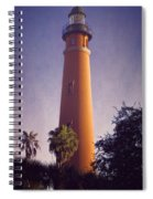 Ponce De Leon Lighthouse Spiral Notebook