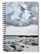 Ponce Inlet Mood Spiral Notebook