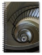 Ponce Stairs Spiral Notebook