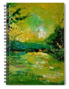 Pond 5431 Spiral Notebook