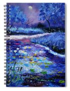 Pond 563111 Spiral Notebook