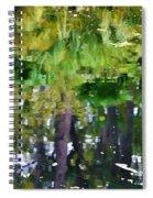 Pond 7 Spiral Notebook