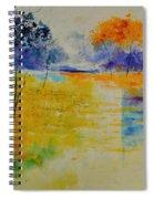 Pond 883120 Spiral Notebook