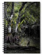 Pond Apple Spiral Notebook