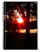 Pondset Spiral Notebook