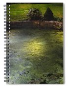 Pondshine Spiral Notebook