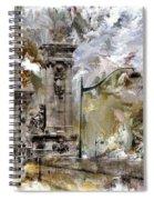 Pont Alexandre Paris Spiral Notebook