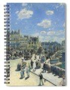Pont Neuf Paris Spiral Notebook
