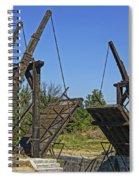 Pont Van Gogh Arles France Dsc01724  Spiral Notebook