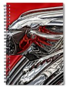 Pontiac Chief 1 Spiral Notebook