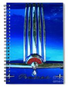 Pontiac Eight Spiral Notebook