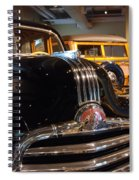 Pontiac Streamliner 1947 Spiral Notebook