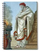 Pontifex Maximus, Illustration Spiral Notebook