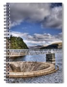 Pontsticill Reservoir 2 Spiral Notebook