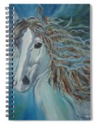 Pony Spiral Notebook