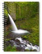 Ponytail Falls Spiral Notebook