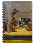 Pooh And Friends Spiral Notebook